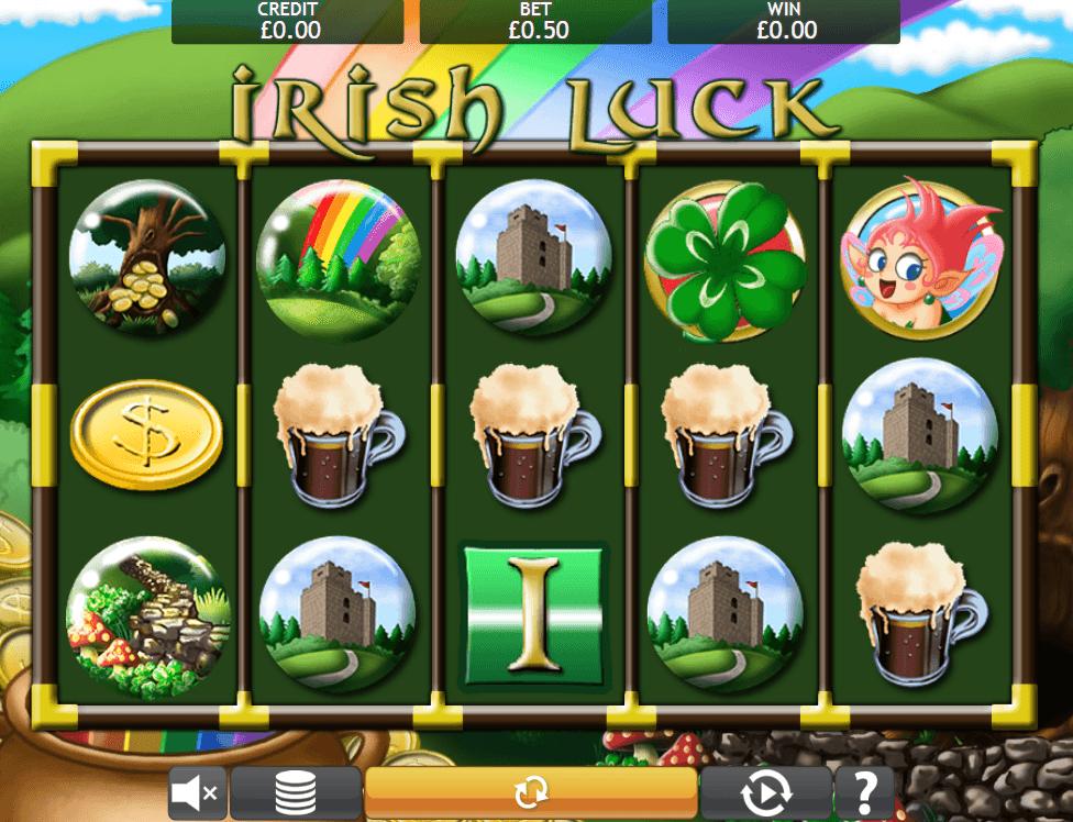 irish gameplay casino luck