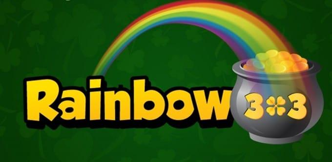 Rainbow 3x3 Slots Racer