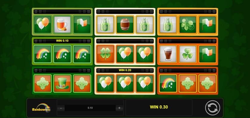 Rainbow 3x3 Slot Online