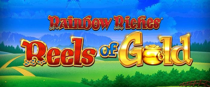 Rainbow Riches Reels of Gold Cover Image