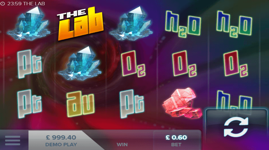 The Lab Slots Online