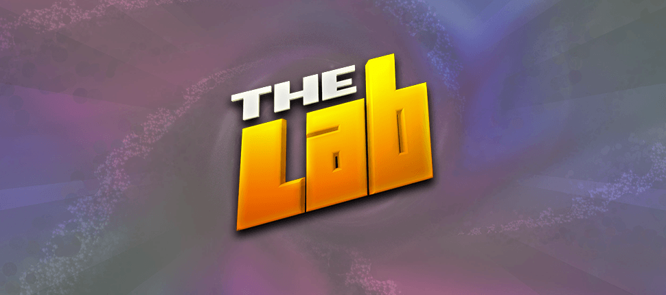 Play The Lab Slots Racer