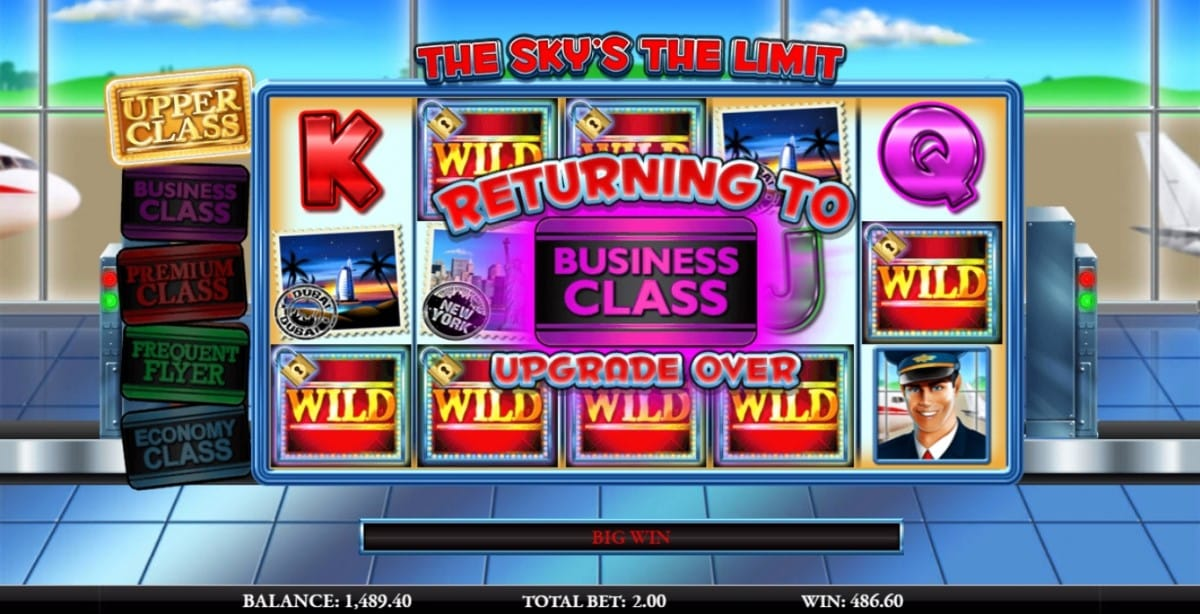 The Sky's The Limit Slots Online