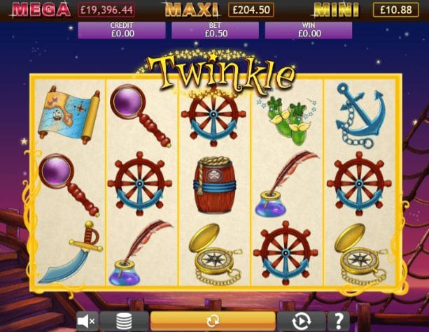 Twinkle Jackpot Slots Games