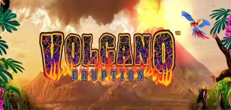 Volcano Eruption Slots Racer