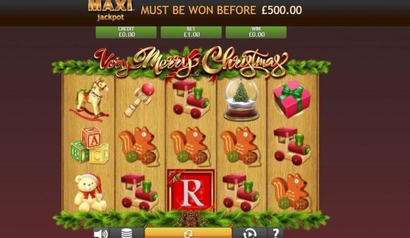 Very Merry Christmas Jackpot Slot