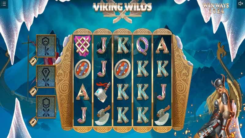 Viking Wilds Slot Game