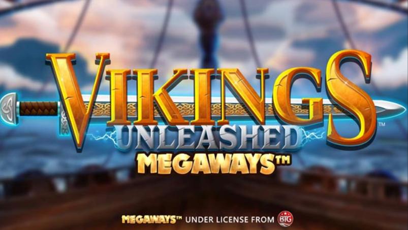 Vikings Unleashed MegaWays Slots Racer