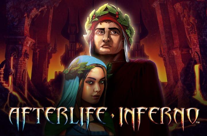 Afterlife Inferno Slots Racer