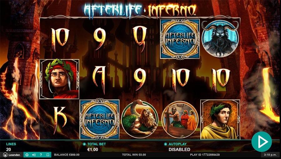 Afterlife Inferno Slots Online