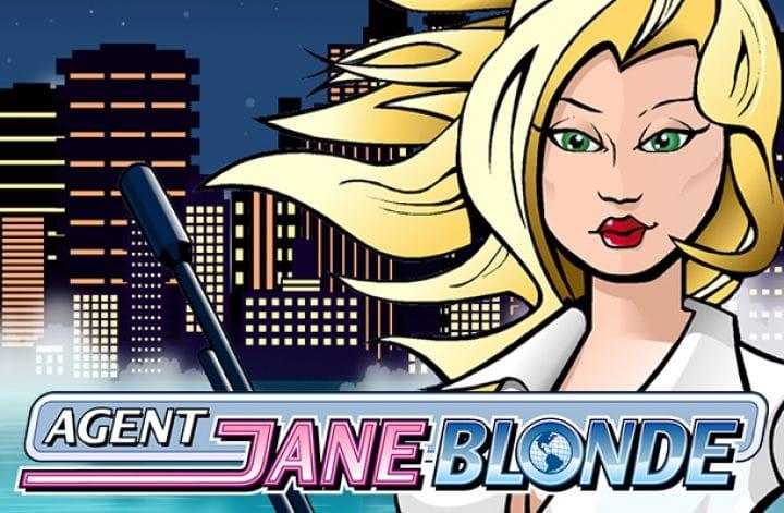 Jane Blonde Slots Racer