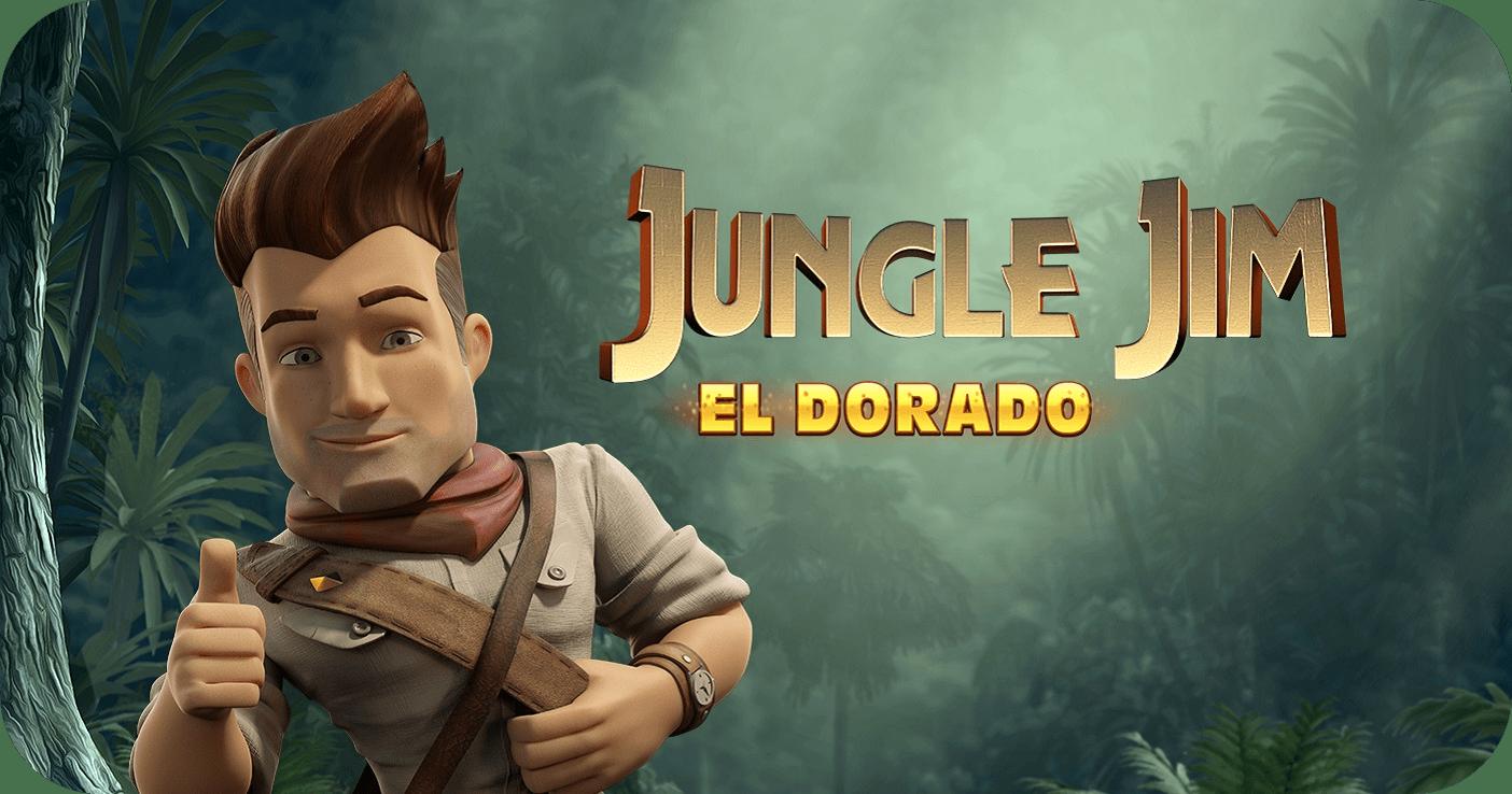 Jungle Jim – El Dorado Casino logo