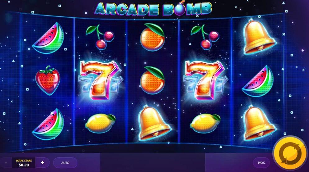 Arcade Bomb Slot Game