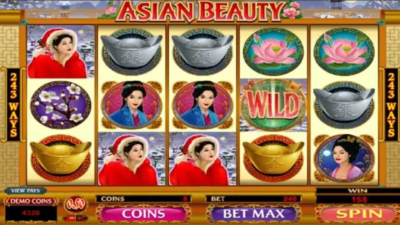 Asian Beauty Slot UK