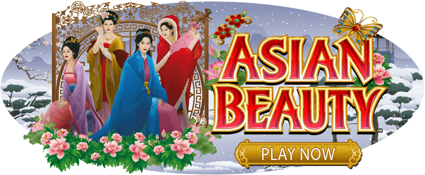 Asian Beauty Slots Racer