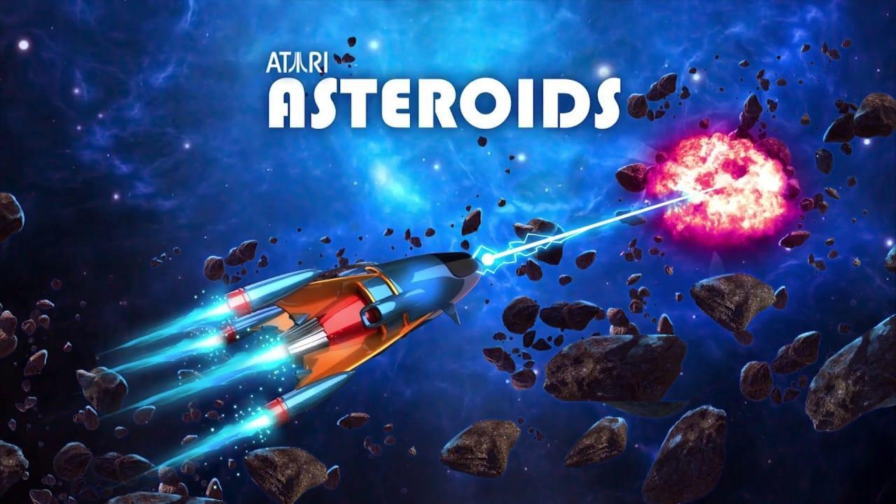Asteroids Slots Racer