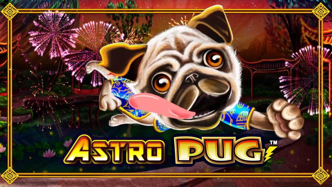 Astro Pug Slots Racer