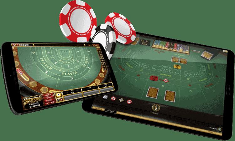 Baccarat Casino Game Slots Racer