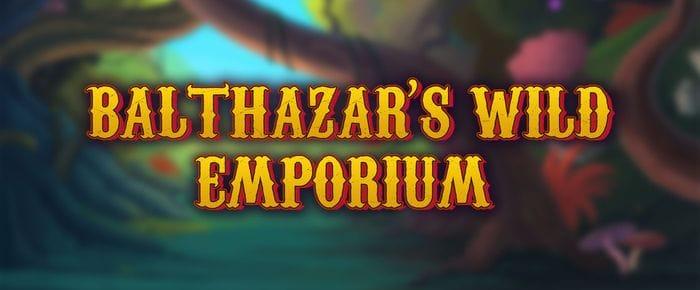 Balthazar's Wild Emporium Slots Racer