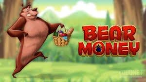 Bear Money Online Slot Logo