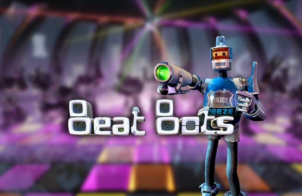Beat Bots Slots Racer
