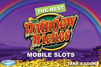 Rainbow Riches Pay by Phone Bill