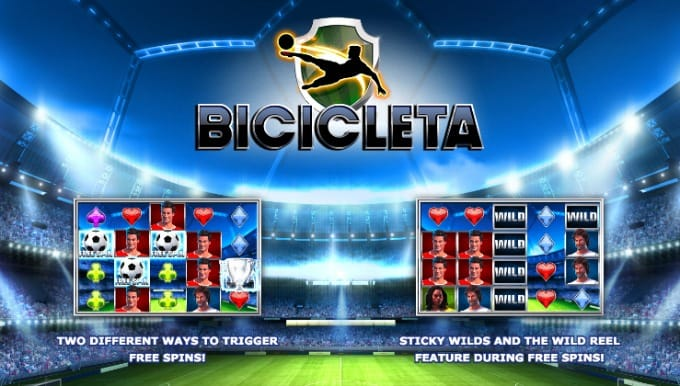 Bicicleta Slot Features