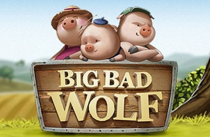 Big Bad Wolf Slot Machine Logo
