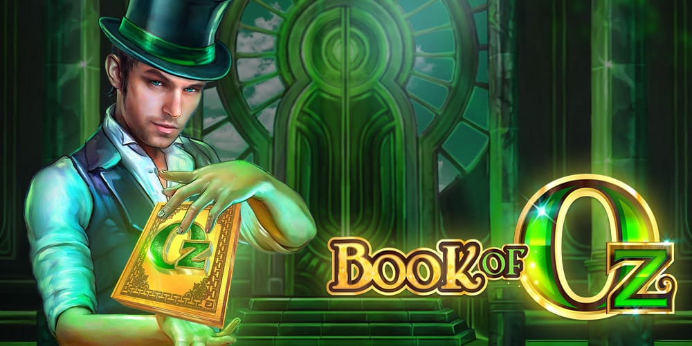 Book of Oz Slots Racer