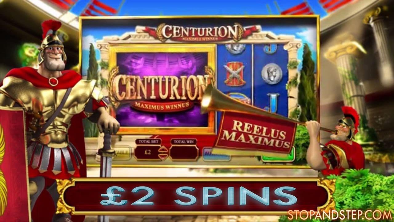 Centurion Free Slots