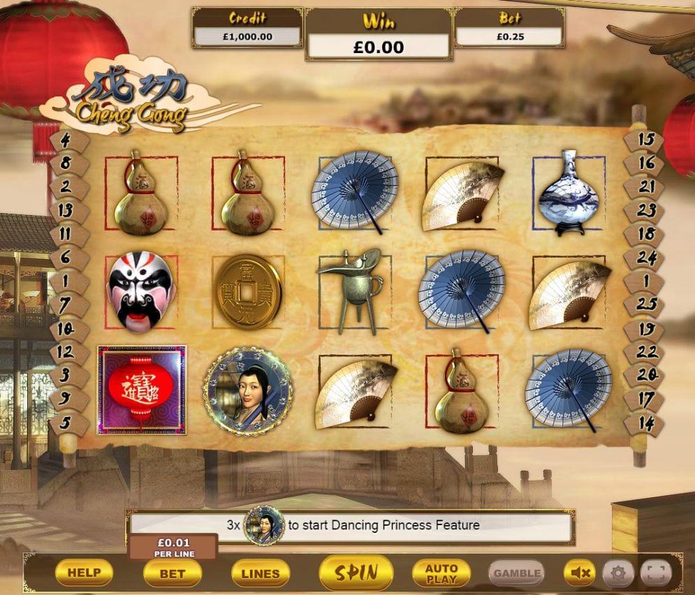Cheng Gong Free Slots