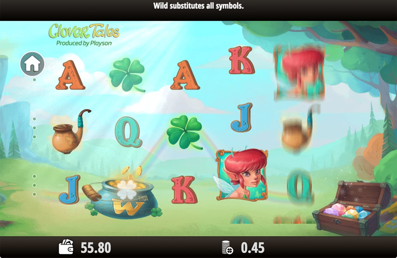 Clover Tales Slots Online