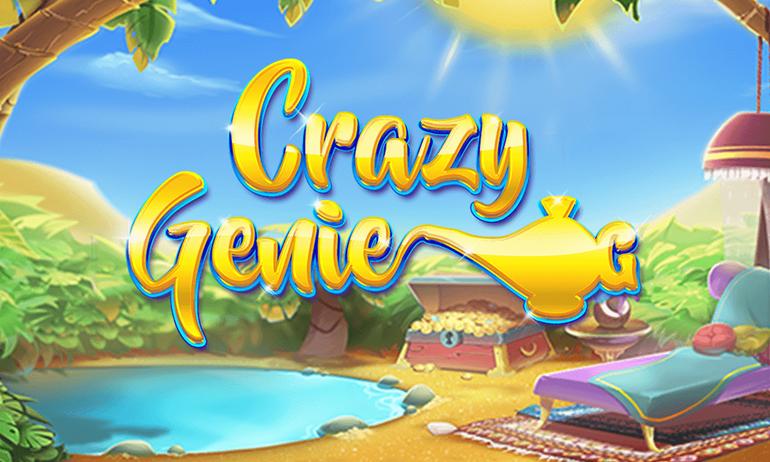 Crazy Genie Slots Racer
