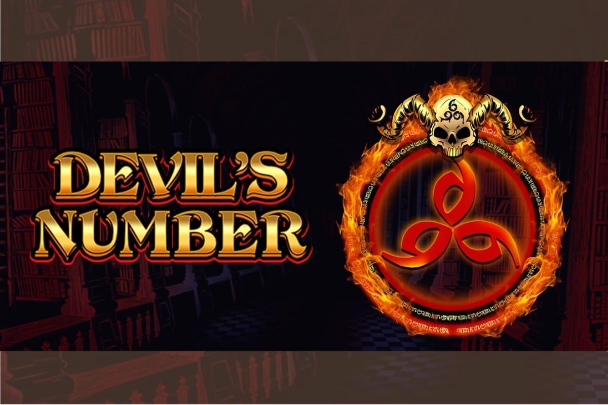 Devils Number slot GAME LOGO
