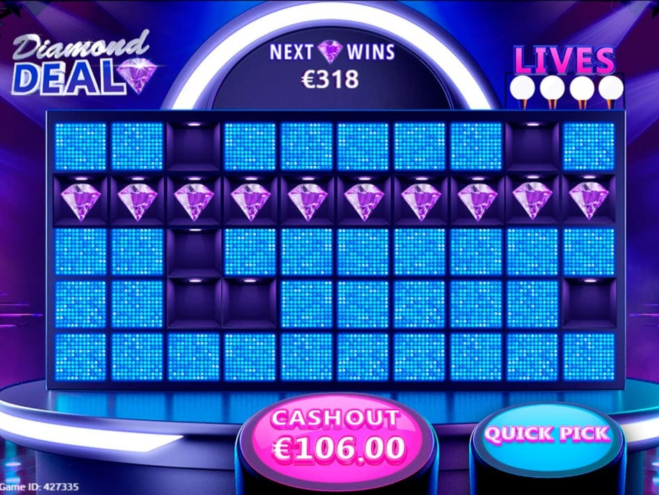 Diamond Deal Slots UK