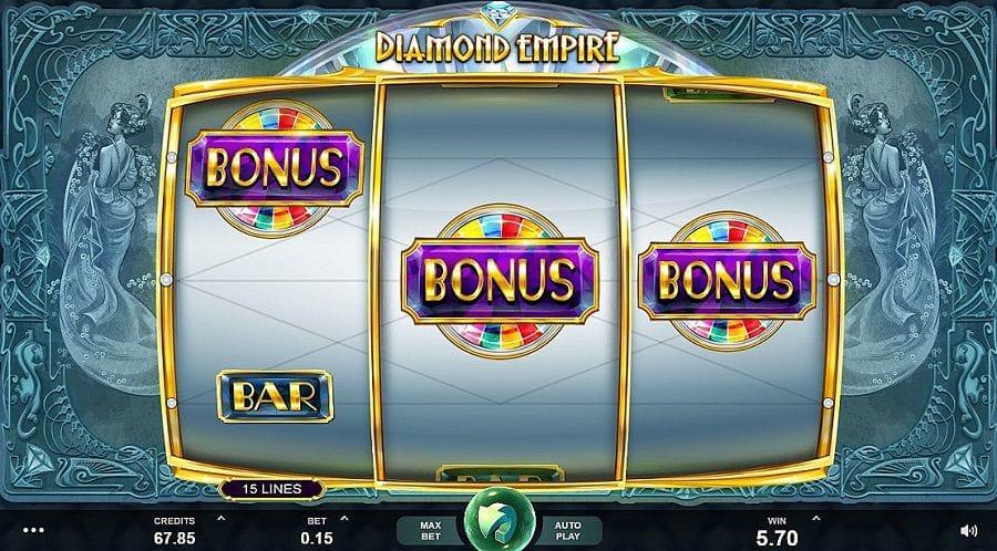 Diamond Empire Slots