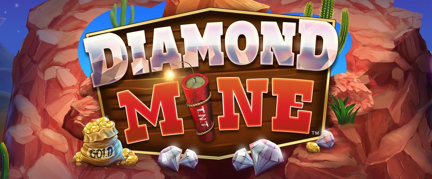 Diamond Mine Slots Racer