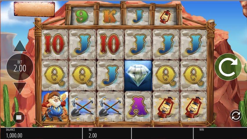 Diamond Mine Slots Games