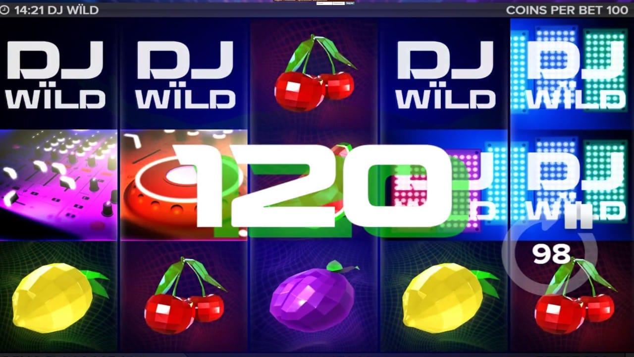 Play DJ Wild Slot Game