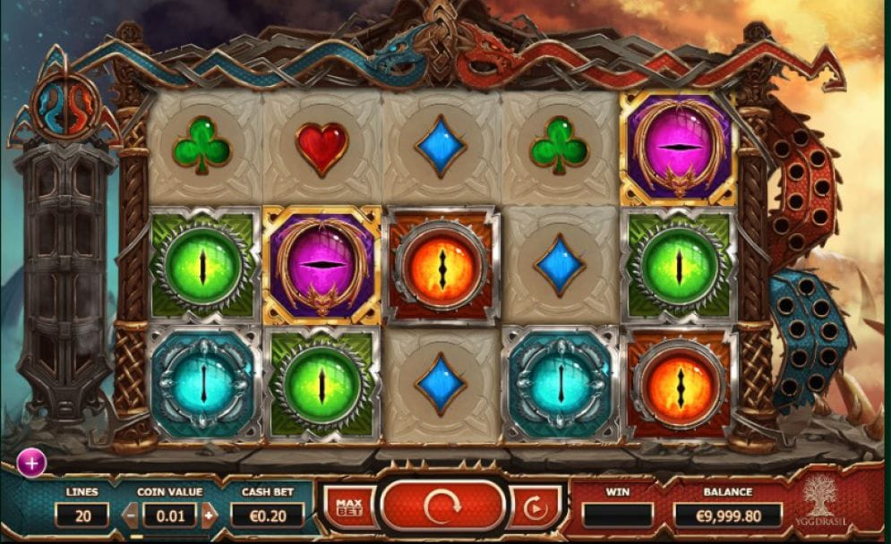 Double Dragons Slots Online