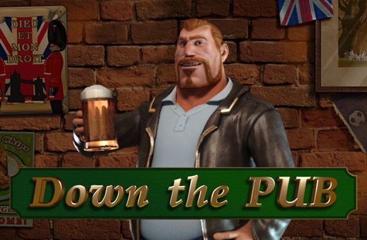 Down the Pub Slots Racer