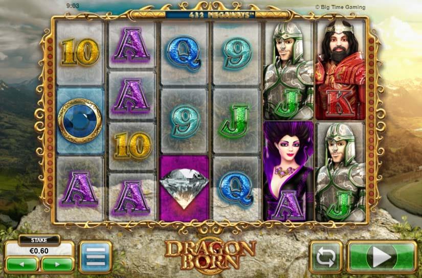 Dragon Born Slots UK