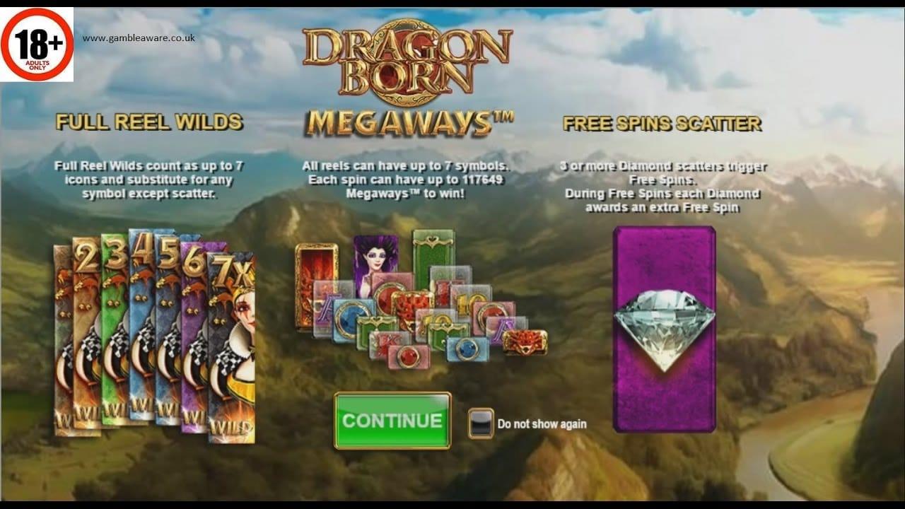 Dragon Born Bonus Features