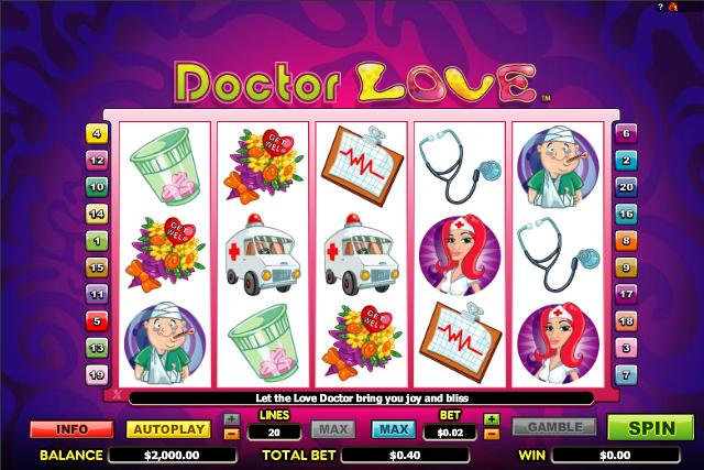 Dr. Love Slots Racer