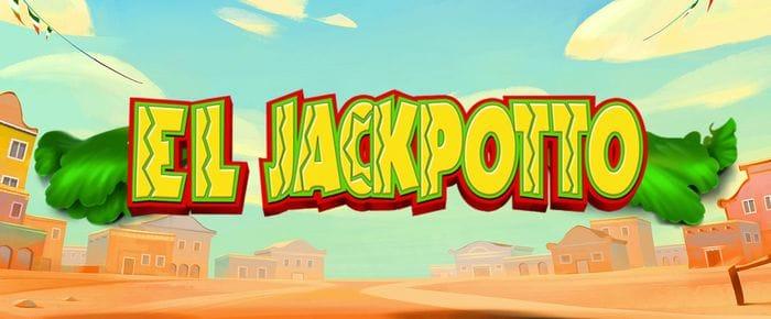 El Jackpotto Slot Logo Slots Racer