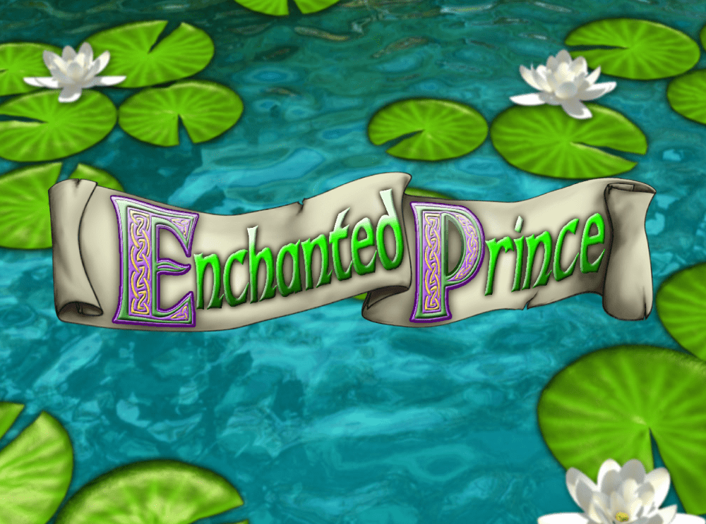 Enchanted Prince slot logo
