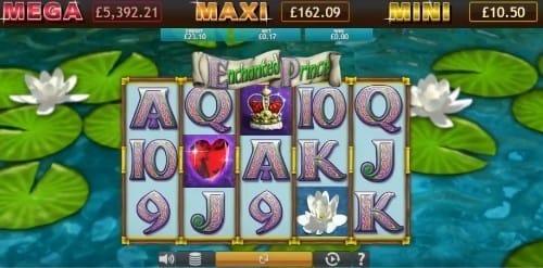 Enchanted Prince Jackpot Game