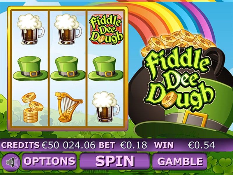Fiddle Dee Dough Slots Games