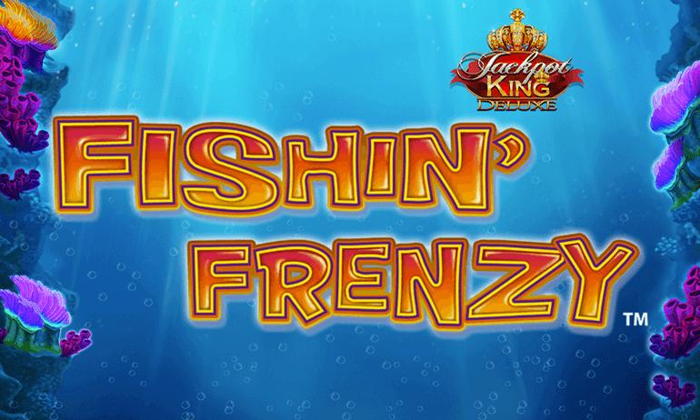 Fishin' Frenzy Jackpot King Slots Racer
