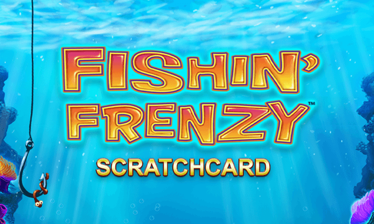 Fishin Frenzy Scratchcard Slots Racer